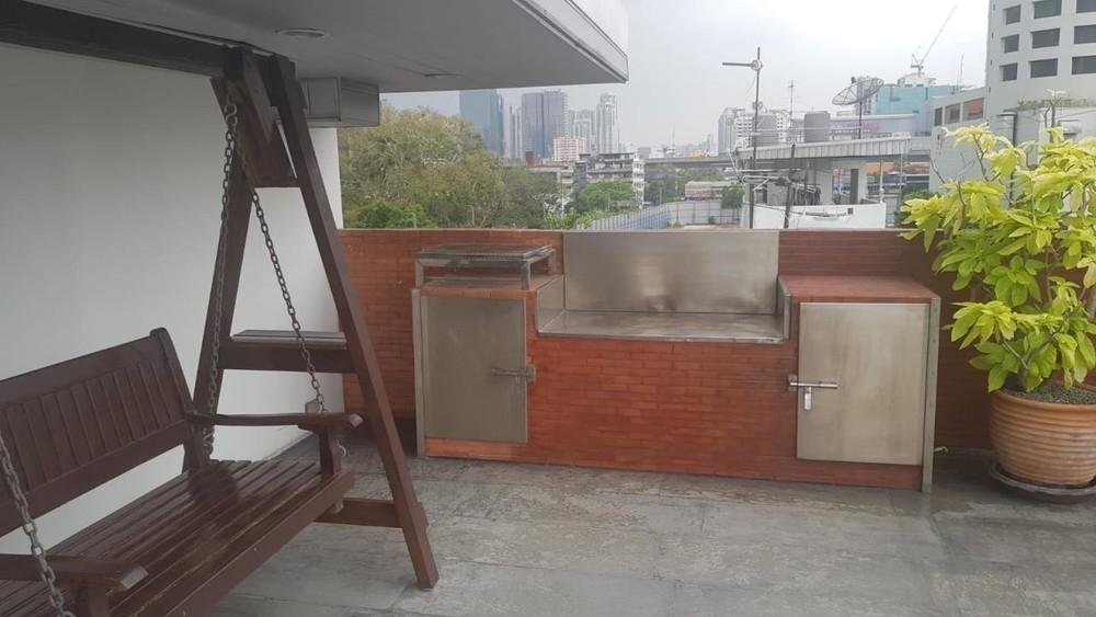 baan saran - For Rent 1 Bed コンド in Watthana, Bangkok, Thailand | Ref. TH-PSABTXLI