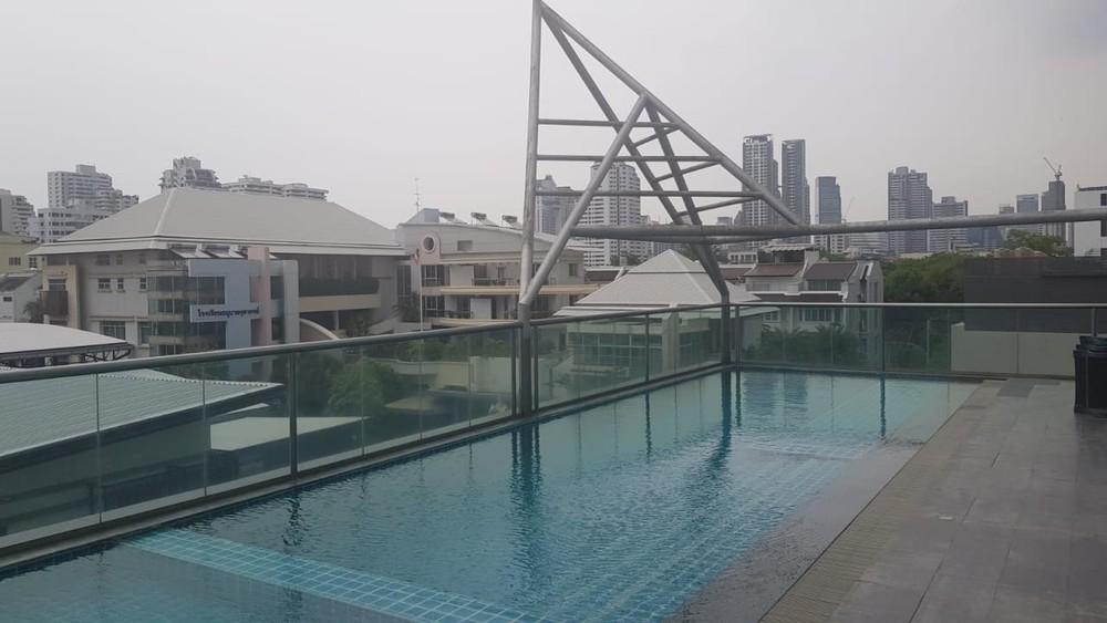 baan saran - For Rent 1 Bed コンド in Watthana, Bangkok, Thailand | Ref. TH-WVBKJUUW