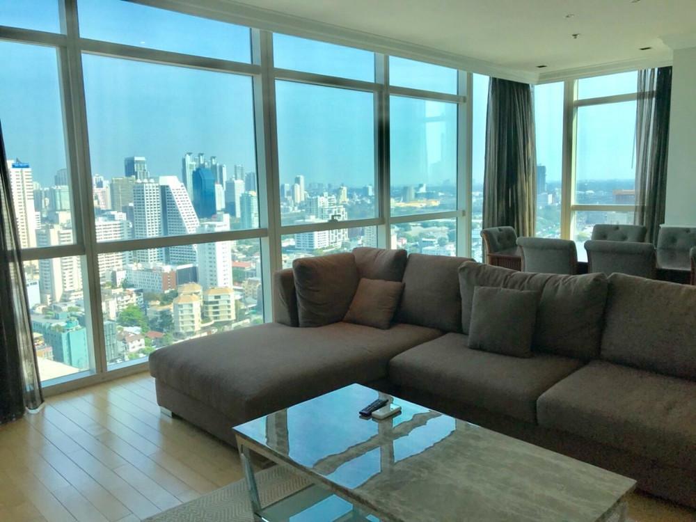 Athenee Residence - For Rent 3 Beds Condo Near BTS Phloen Chit, Bangkok, Thailand | Ref. TH-PLMDGHVR