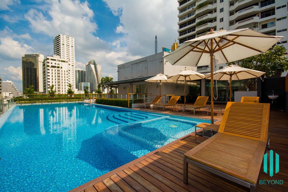 The klasse residence - For Rent 2 Beds Condo Near MRT Sukhumvit, Bangkok, Thailand | Ref. TH-JNEJOBXW
