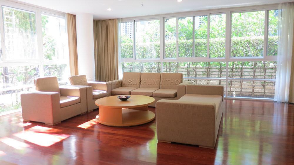 เอกมัย การ์เดนส์ - ให้เช่า คอนโด 4 ห้องนอน วัฒนา กรุงเทพฯ | Ref. TH-UDAUIWKR
