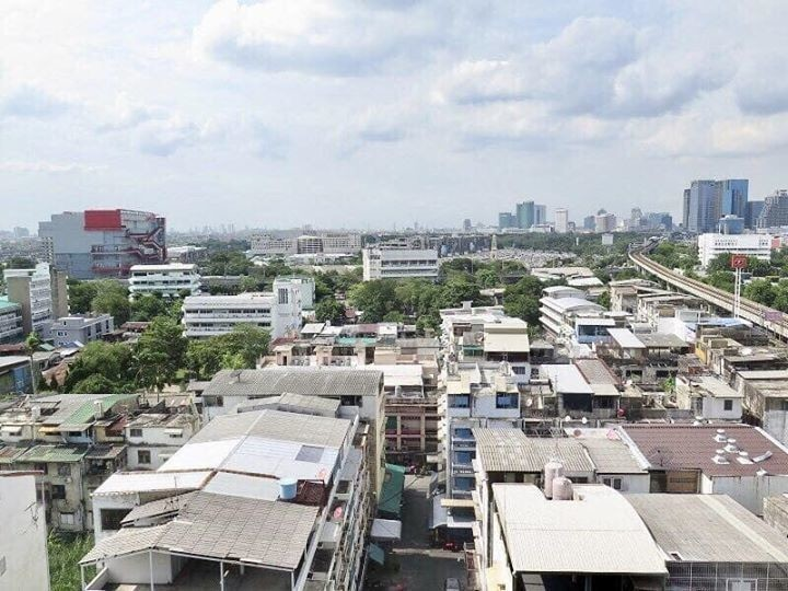 The Editor Saphan Khwai - For Rent Condo 28 sqm Near BTS Saphan Khwai, Bangkok, Thailand | Ref. TH-KYAKTFZP