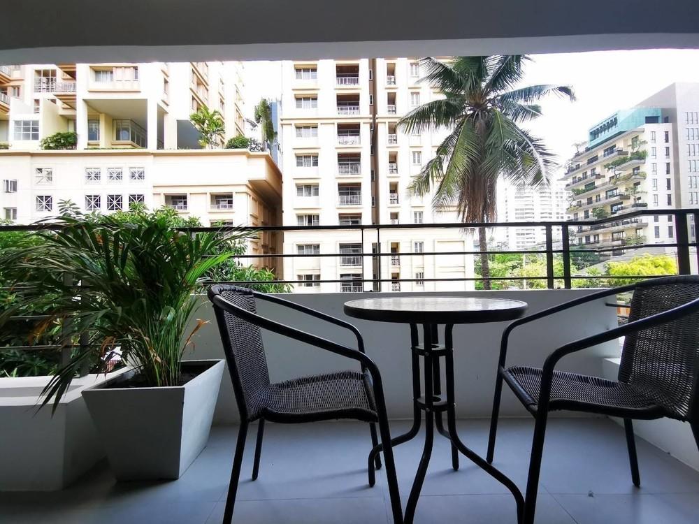 Villa Bajaj - For Rent 2 Beds Condo Near MRT Sukhumvit, Bangkok, Thailand | Ref. TH-YVLPQLPC