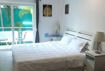 For Rent Condo 34 sqm in Bang Lamung, Chonburi, Thailand