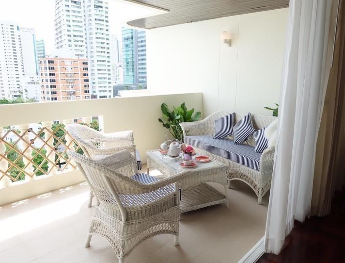 SanguanSap Mansion - For Rent 2 Beds Condo Near BTS Surasak, Bangkok, Thailand | Ref. TH-FRJSWPOQ