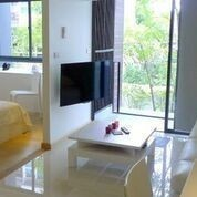 SOCIO Reference 61 - For Rent 1 Bed コンド Near BTS Ekkamai, Bangkok, Thailand | Ref. TH-FNMNZHYI