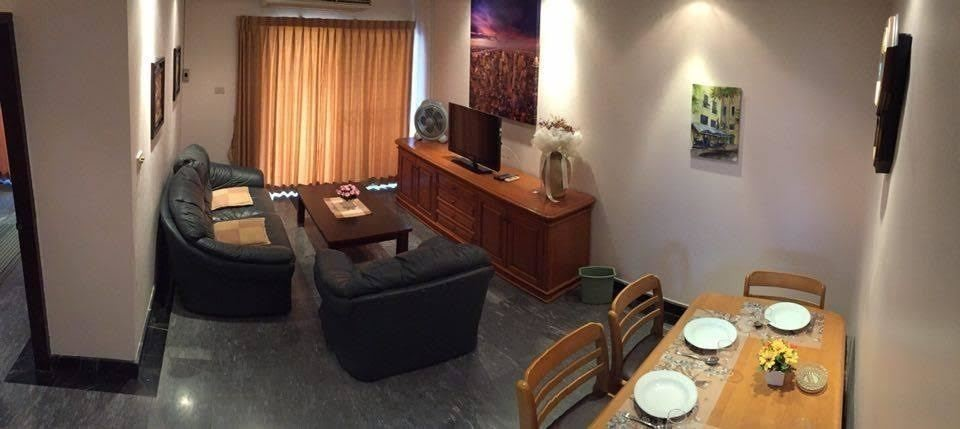 Prasanmit Condominium - For Rent 2 Beds Condo Near MRT Sukhumvit, Bangkok, Thailand | Ref. TH-JGFUMYRI