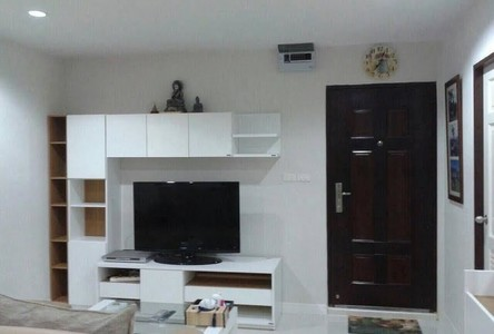 For Rent 1 Bed Condo Near MRT Phetchaburi, Bangkok, Thailand