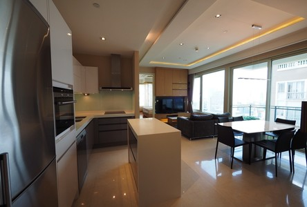 For Rent 2 Beds Condo Near BTS Chit Lom, Bangkok, Thailand