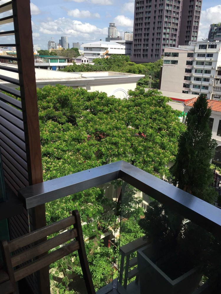 The Address Sukhumvit 61 - For Rent 2 Beds Condo Near BTS Ekkamai, Bangkok, Thailand   Ref. TH-BQNUXLYL