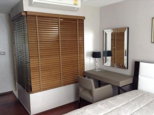 The Address Sukhumvit 61 - For Rent 2 Beds Condo Near BTS Ekkamai, Bangkok, Thailand   Ref. TH-TSGLOAIP