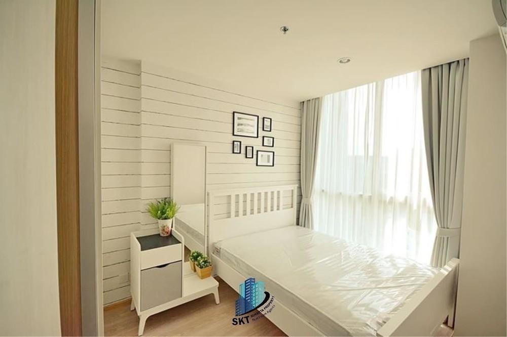 โนเบิล รีวอลฟ์ รัชดา - ขาย หรือ เช่า คอนโด 2 ห้องนอน ติด MRT ศูนย์วัฒนธรรมแห่งประเทศไทย | Ref. TH-UWPYPZFE