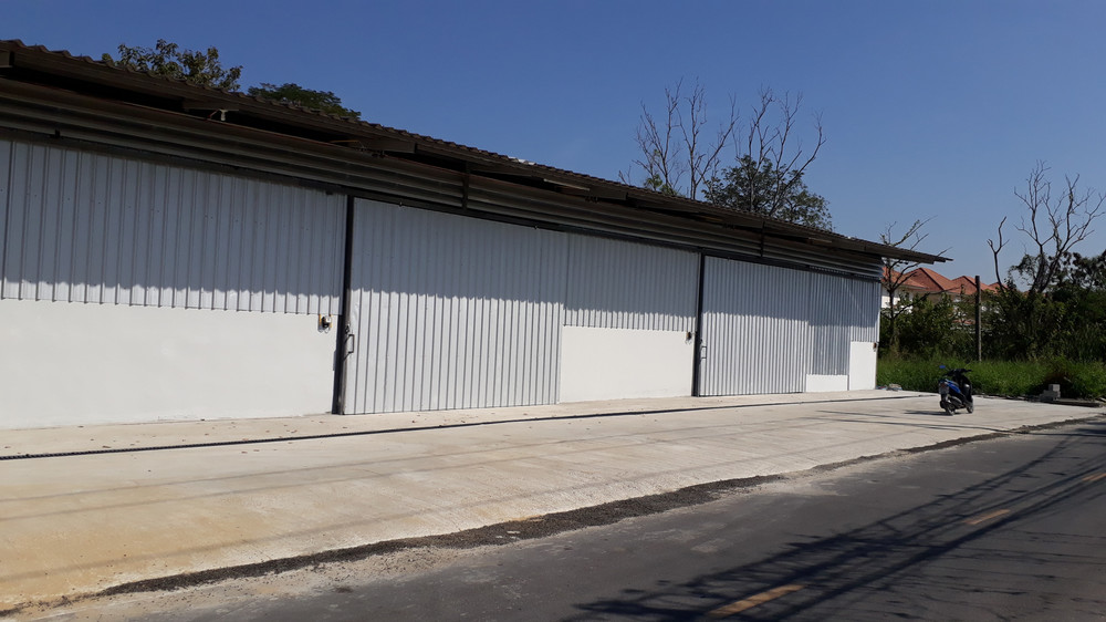 For Rent Warehouse 200 sqm in Khlong Luang, Pathum Thani, Thailand | Ref. TH-JACTGWPD