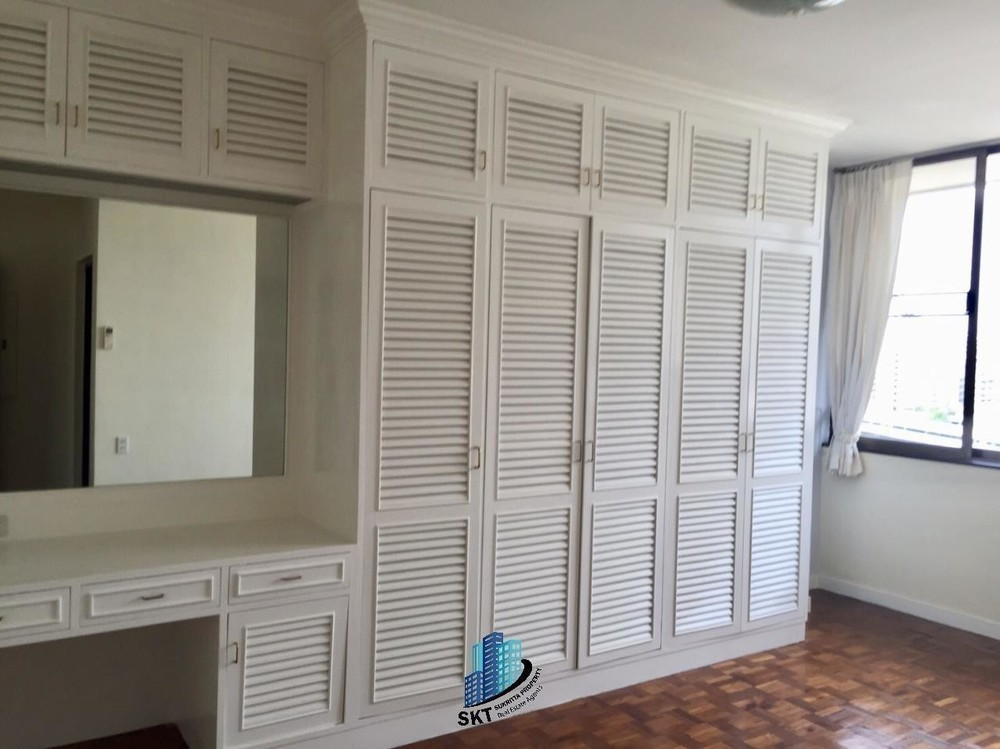 Baan Prida - For Rent 3 Beds Condo Near BTS Nana, Bangkok, Thailand | Ref. TH-DHAVRIFA
