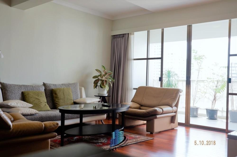 Baan Prida - For Rent 3 Beds Condo Near BTS Nana, Bangkok, Thailand | Ref. TH-MAKRPJYT