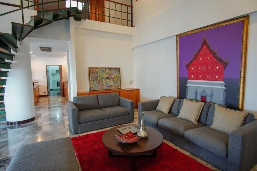 Raintree Village Apartment - For Rent 4 Beds Condo Near BTS Phrom Phong, Bangkok, Thailand | Ref. TH-DOULLDCI