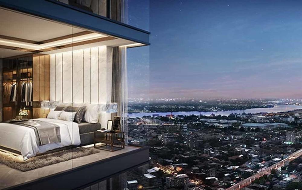 Vertier Sukhumvit - For Sale 1 Bed Condo Near BTS Phra Khanong, Bangkok, Thailand | Ref. TH-IBYLFJEX
