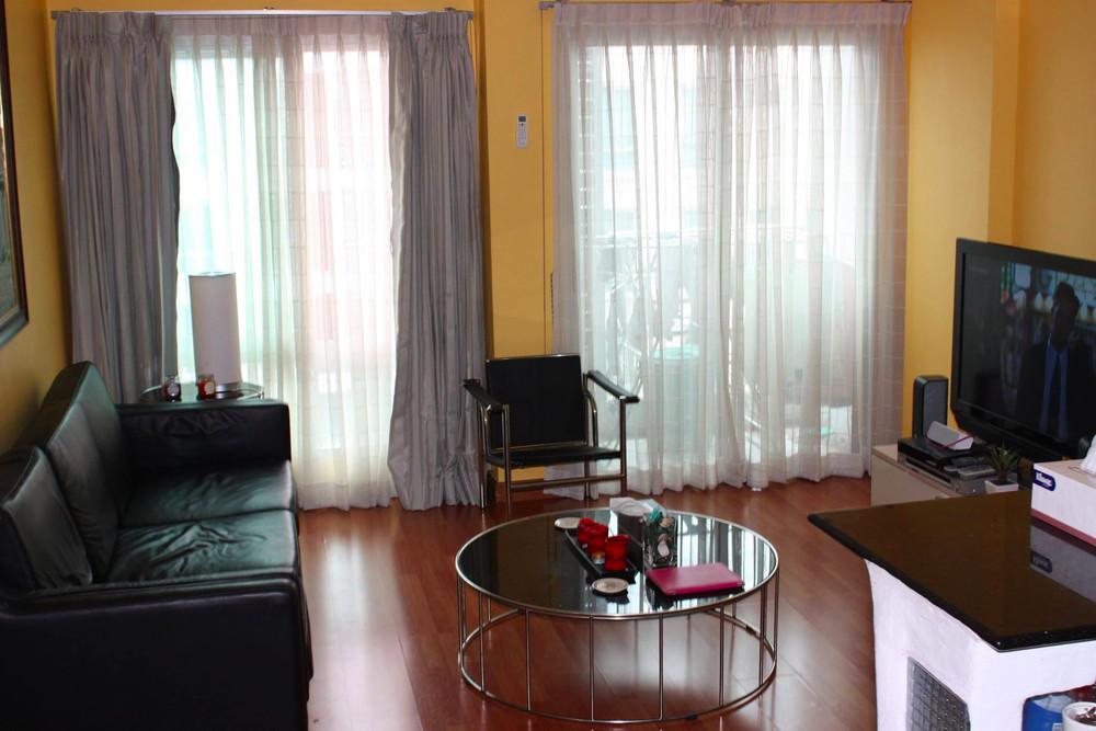 Chateau In Town Ratchada 13 - For Sale 1 Bed コンド Near MRT Huai Khwang, Bangkok, Thailand | Ref. TH-FWXABUSX