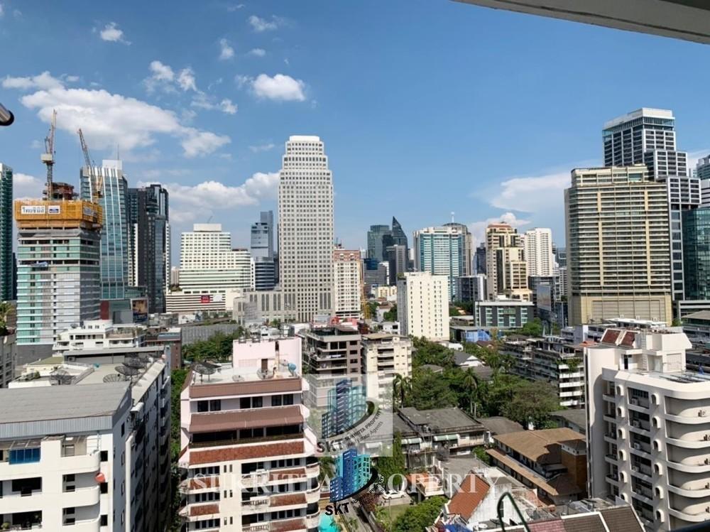 Sukhumvit Park - For Sale or Rent 2 Beds Condo Near BTS Nana, Bangkok, Thailand | Ref. TH-CGXDAMVQ