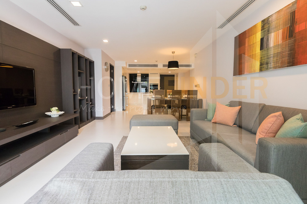 The klasse residence - For Rent 2 Beds Condo Near MRT Sukhumvit, Bangkok, Thailand | Ref. TH-JZVQNEOG