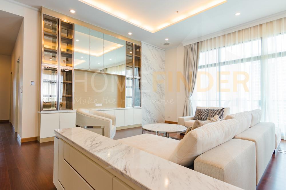 Supalai Elite Sathorn - Suanplu - В аренду: Кондо с 4 спальнями в районе Sathon, Bangkok, Таиланд | Ref. TH-CQWLSFYS