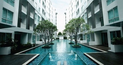 Located in the same building - A Space Asoke - Ratchada