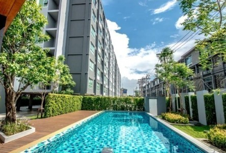 For Sale or Rent Condo 25 sqm in Bang Kapi, Bangkok, Thailand