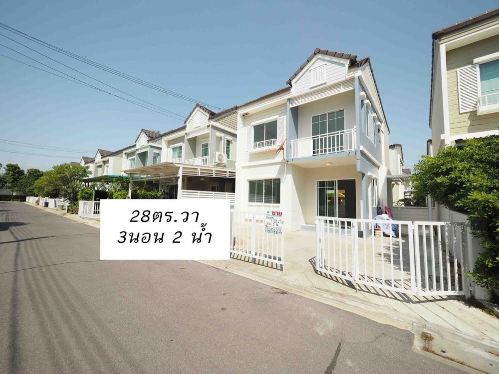 For Sale 3 Beds House in Bang Phli, Samut Prakan, Thailand | Ref. TH-ZBJNIZQZ