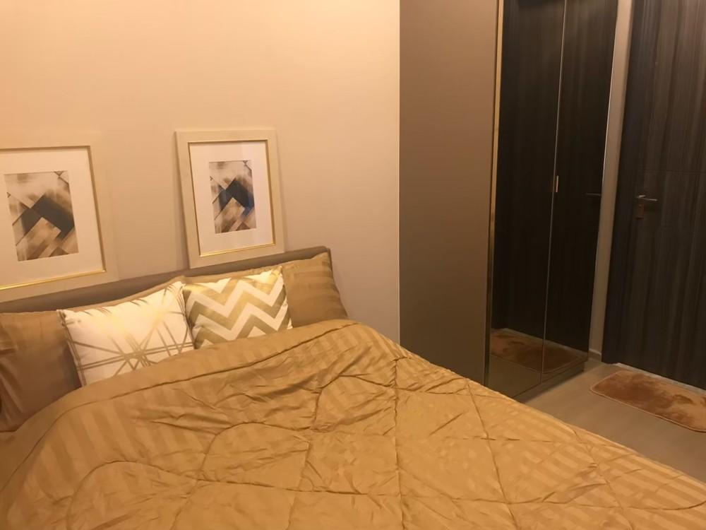 Ashton Asoke - For Sale or Rent 1 Bed Condo Near BTS Asok, Bangkok, Thailand | Ref. TH-NVBXEZJN