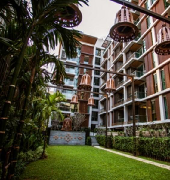 The Address Sukhumvit 61 - For Rent 1 Bed Condo Near BTS Ekkamai, Bangkok, Thailand   Ref. TH-CQQUQCLQ