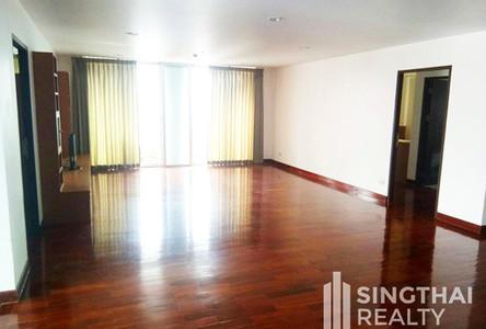 For Rent 3 Beds Condo Near BTS Chit Lom, Bangkok, Thailand