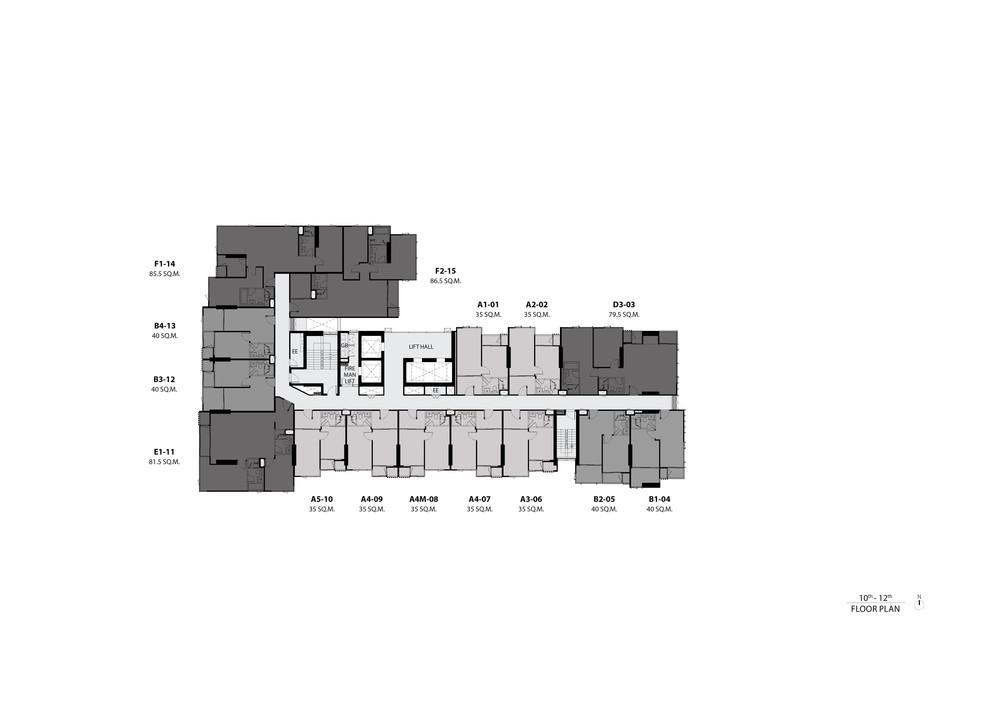 ริทึ่ม เอกมัย เอสเตท - ขาย คอนโด 2 ห้องนอน วัฒนา กรุงเทพฯ | Ref. TH-XPECWBKN