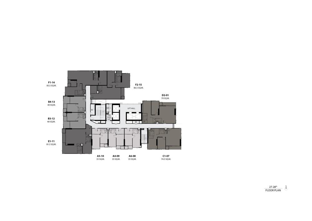 ริทึ่ม เอกมัย เอสเตท - ขาย คอนโด 2 ห้องนอน วัฒนา กรุงเทพฯ   Ref. TH-KVUCEYZT