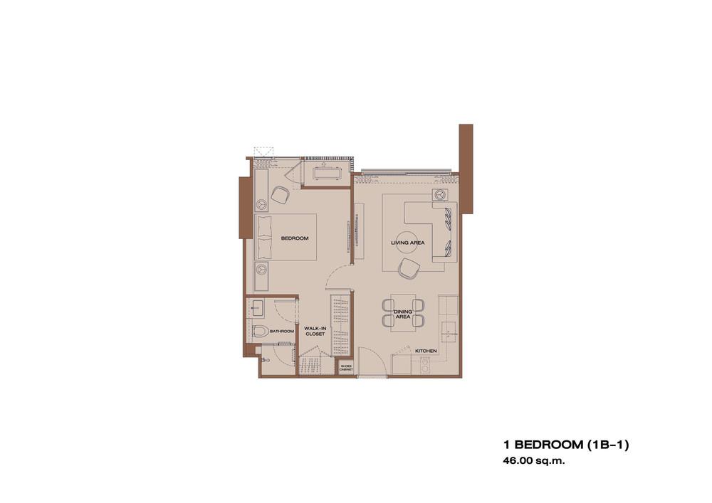 Anil Sathorn 12 - Продажа: Кондо c 1 спальней возле станции BTS Surasak, Bangkok, Таиланд   Ref. TH-LLRGAULW
