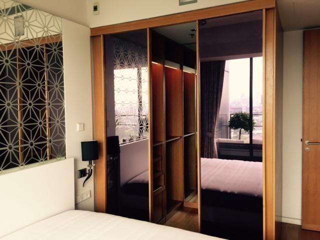 เดอะ เม็ท - ให้เช่า คอนโด 2 ห้องนอน ติด BTS ช่องนนทรี | Ref. TH-YQGUXJLQ