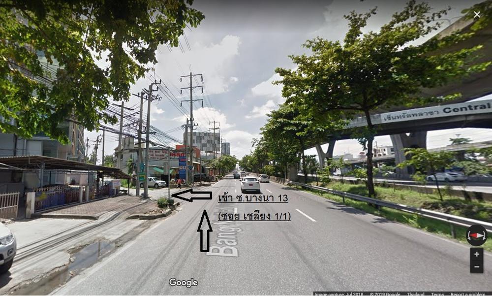 For Sale Land 100 sqwa in Bang Na, Bangkok, Thailand | Ref. TH-ZIPDROCB