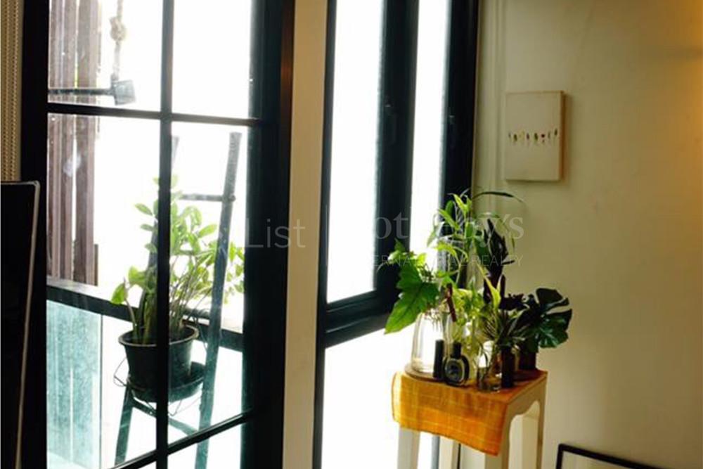 Le Cote Thonglor 8 - Продажа: Кондо c 1 спальней в районе Watthana, Bangkok, Таиланд | Ref. TH-EBUHYJFI