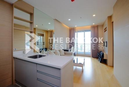 For Sale or Rent 1 Bed コンド Near MRT Phetchaburi, Bangkok, Thailand