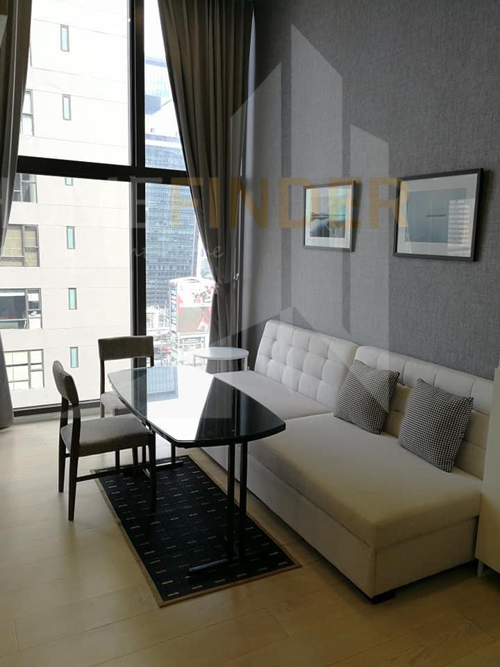 Chewathai Residence Asoke - Продажа: Кондо c 1 спальней возле станции MRT Phraram Kao 9, Bangkok, Таиланд | Ref. TH-XKAONZDA
