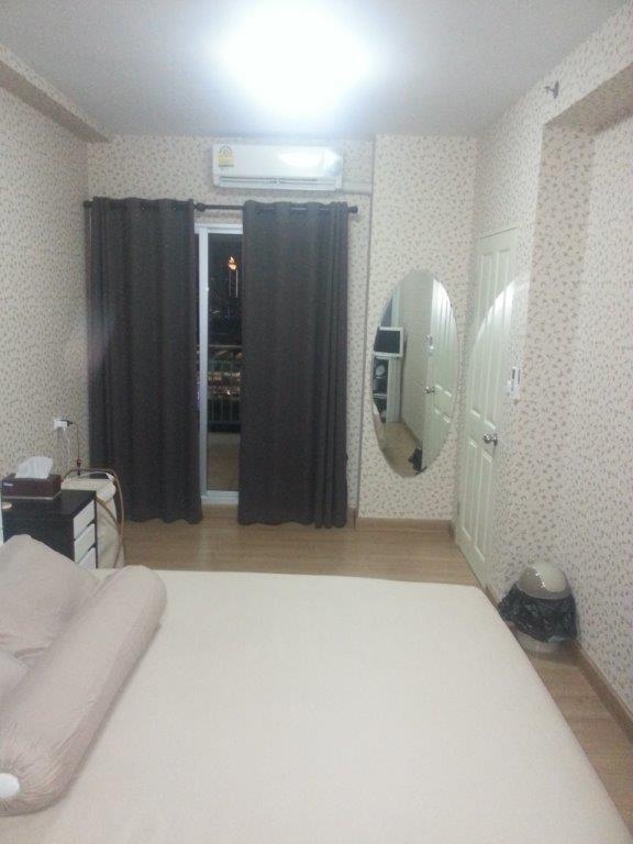 Supalai Park Asoke - Ratchada - Продажа: Кондо c 1 спальней возле станции MRT Phraram Kao 9, Bangkok, Таиланд   Ref. TH-ATFCGIWO