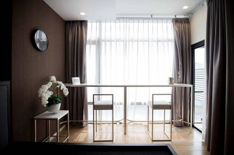 Circle Living Prototype - For Sale or Rent 1 Bed Condo in Ratchathewi, Bangkok, Thailand | Ref. TH-ECESFDYH