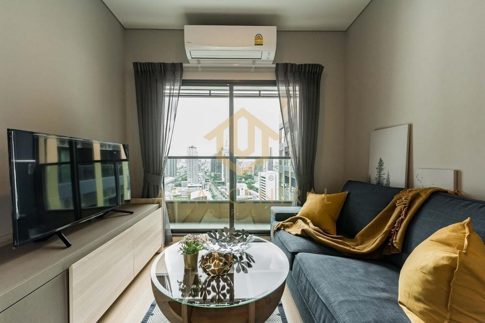 ลุมพินี สวีท เพชรบุรี-มักกะสัน - ให้เช่า คอนโด 2 ห้องนอน วัฒนา กรุงเทพฯ   Ref. TH-QWTIZXHG