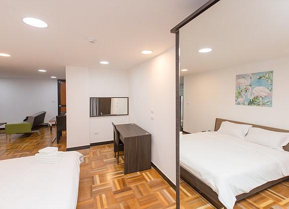 พีเอสเจ เพนท์เฮ้าส์ - ให้เช่า คอนโด 1 ห้องนอน ติด BTS ชิดลม | Ref. TH-TLSOCRPB