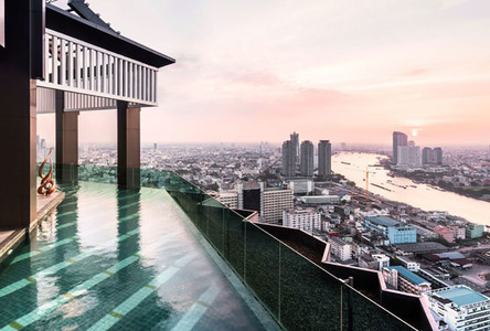 For Sale 1 Bed Condo Near BTS Surasak, Bangkok, Thailand
