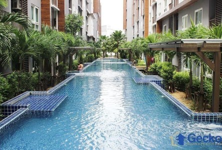 For Sale Condo 30 sqm in Bang Lamung, Chonburi, Thailand