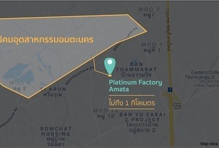 For Rent Warehouse 366 sqm in Mueang Chon Buri, Chonburi, Thailand