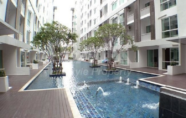 A Space Asoke - Ratchada - For Sale 1 Bed Condo Near MRT Phraram Kao 9, Bangkok, Thailand | Ref. TH-LDOPFQDE