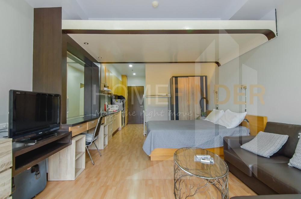 The Trendy Condominium - For Rent Condo 35 sqm Near BTS Nana, Bangkok, Thailand   Ref. TH-PHUKWQMG