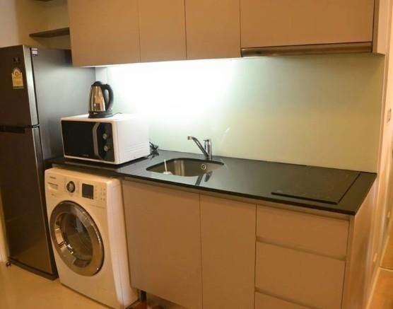 15 Sukhumvit Residences - For Sale or Rent 1 Bed Condo Near BTS Nana, Bangkok, Thailand   Ref. TH-WTAICXUM