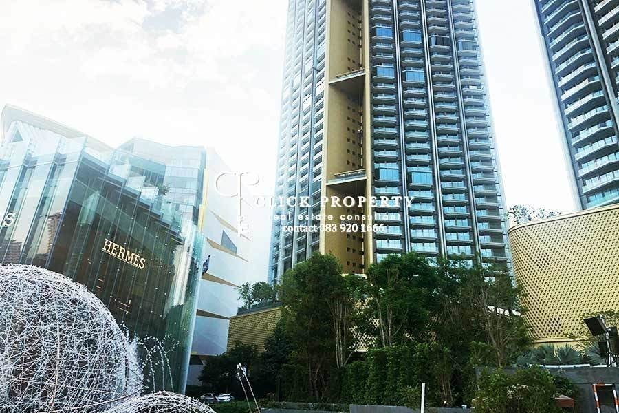 Magnolias Waterfront Residences - For Sale 2 Beds Condo in Khlong San, Bangkok, Thailand   Ref. TH-FDKZNRLF